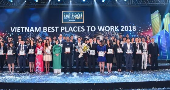 Công bố nơi làm việc tốt nhất Việt Nam ảnh 1