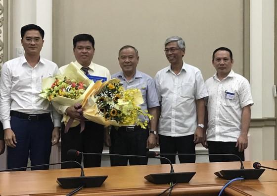 Đồng chí Bùi Hòa An giữ chức vụ Phó Giám đốc Sở GTVT TPHCM ảnh 1