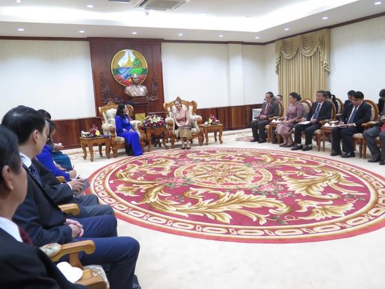 Đề nghị HĐND TPHCM giúp Lào cách thu ngân sách trong lĩnh vực bất động sản ảnh 2