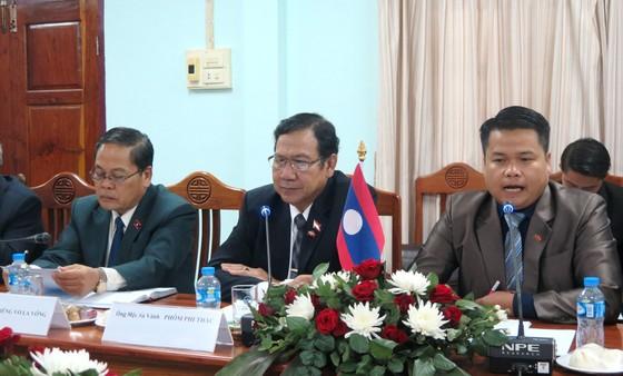 Lào đề nghị HĐND TPHCM chia sẻ kinh nghiệm phối hợp với chính quyền ảnh 2