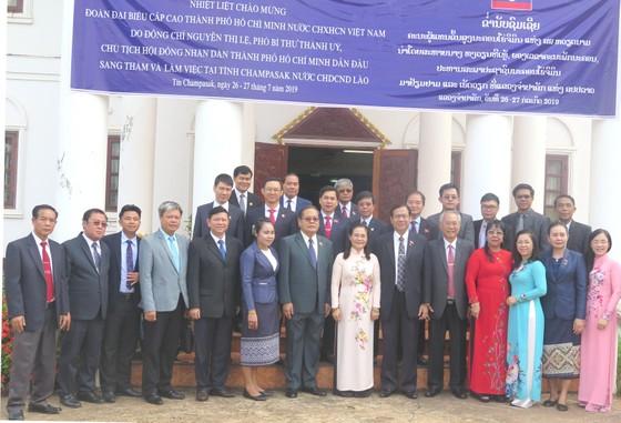 Lào đề nghị HĐND TPHCM chia sẻ kinh nghiệm phối hợp với chính quyền ảnh 5