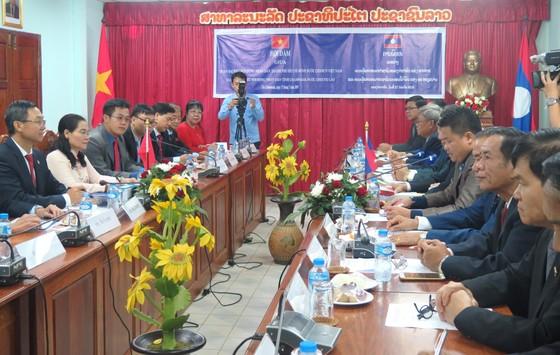 Lào đề nghị HĐND TPHCM chia sẻ kinh nghiệm phối hợp với chính quyền ảnh 1