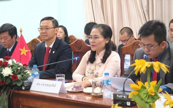Lào đề nghị HĐND TPHCM chia sẻ kinh nghiệm phối hợp với chính quyền ảnh 3