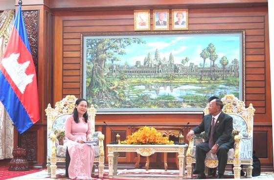 Việt Nam dành ưu tiên cao nhất cho mối quan hệ với Campuchia ảnh 1
