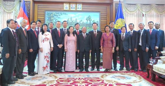 Việt Nam dành ưu tiên cao nhất cho mối quan hệ với Campuchia ảnh 2