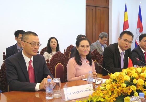 Việt Nam dành ưu tiên cao nhất cho mối quan hệ với Campuchia ảnh 4