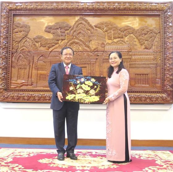 Việt Nam dành ưu tiên cao nhất cho mối quan hệ với Campuchia ảnh 6