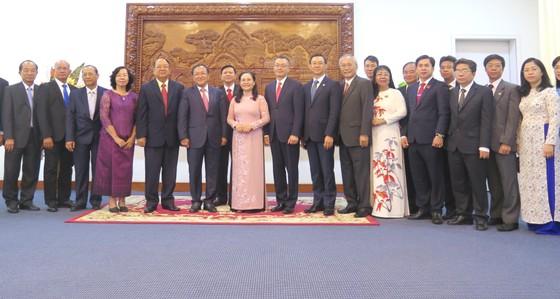 Việt Nam dành ưu tiên cao nhất cho mối quan hệ với Campuchia ảnh 7
