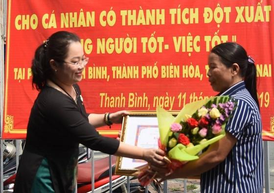 Cứu người bị tai nạn giao thông, một sinh viên ở Đồng Nai nhận bằng khen của tỉnh ảnh 2