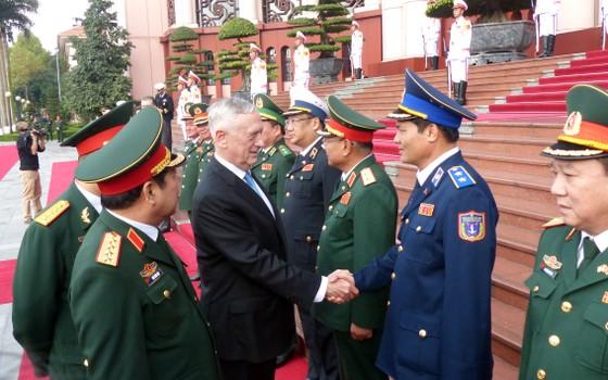 Tàu sân bay Hoa Kỳ sẽ thăm Việt Nam vào tháng 3-2018 ảnh 5