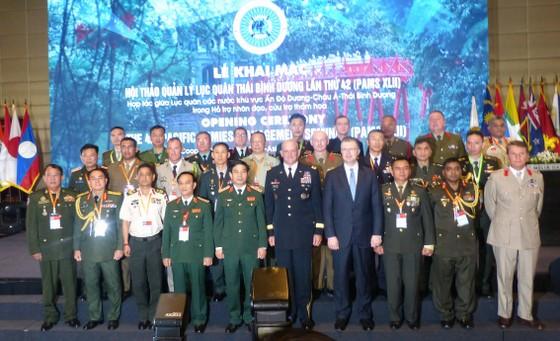 Khai mạc hội thảo Quản lý Lục quân Thái Bình Dương lần thứ 42 ảnh 1