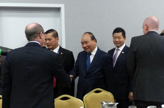 Thủ tướng Nguyễn Xuân Phúc gặp gỡ cộng đồng doanh nghiệp Hoa Kỳ ảnh 1