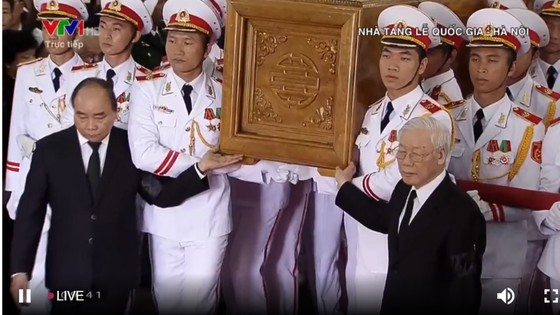 Tổ chức trọng thể Lễ truy điệu nguyên Tổng Bí thư Đỗ Mười ảnh 26