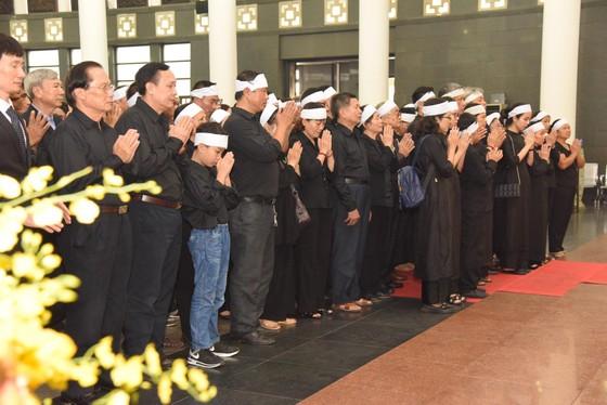 Tổ chức trọng thể Lễ truy điệu nguyên Tổng Bí thư Đỗ Mười ảnh 67