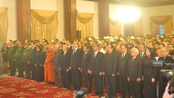 Tổ chức trọng thể Lễ truy điệu nguyên Tổng Bí thư Đỗ Mười ảnh 14