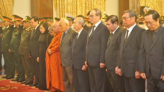 Tổ chức trọng thể Lễ truy điệu nguyên Tổng Bí thư Đỗ Mười ảnh 15
