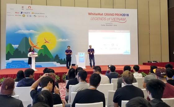Đang diễn ra cuộc thi An toàn không gian mạng toàn cầu ở Hà Nội ảnh 2