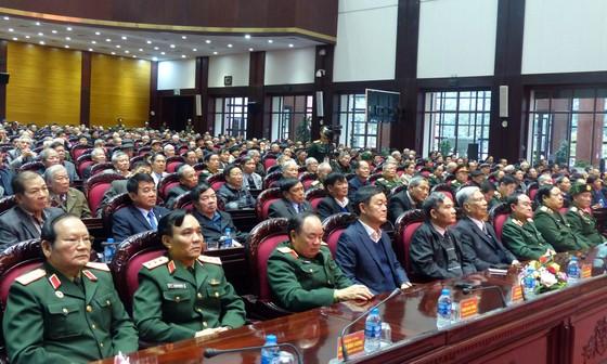 Gặp mặt cán bộ cao cấp quân đội nghỉ hưu, nghỉ công tác khu vực phía Bắc ảnh 4