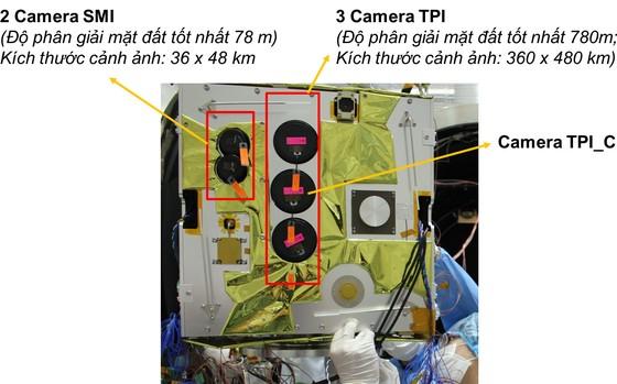 Những bức ảnh đầu tiên do vệ tinh MicroDragon chụp ảnh 4