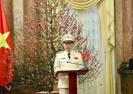 Tổng Bí thư, Chủ tịch nước Nguyễn Phú Trọng chủ trì lễ phong hàm 2 Đại tướng ảnh 3