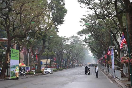 Nhiều tuyến đường ở Hà Nội bị cấm lưu thông để phục vụ Hội nghị thượng đỉnh Mỹ - Triều Tiên ảnh 1