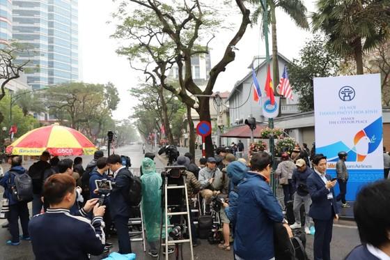 Nhiều tuyến đường ở Hà Nội bị cấm lưu thông để phục vụ Hội nghị thượng đỉnh Mỹ - Triều Tiên ảnh 3