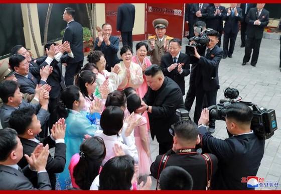 Hôm nay, Chủ tịch Kim Jong-un và đoàn Triều Tiên có những hoạt động gì? ảnh 2