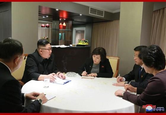 Hôm nay, Chủ tịch Kim Jong-un và đoàn Triều Tiên có những hoạt động gì? ảnh 4