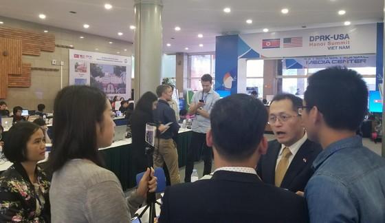 Việt Nam sẽ tiếp tục kiến tạo, phối hợp thúc đẩy tiến trình hòa bình trên bán đảo Triều Tiên ảnh 1