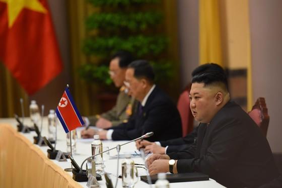 Lễ đón chính thức Chủ tịch Triều Tiên Kim Jong-un ảnh 10