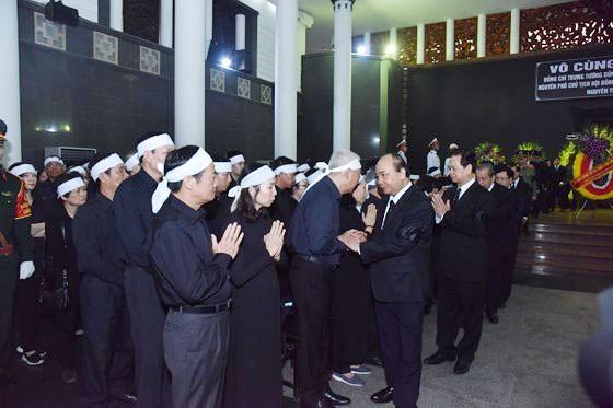 Cử hành trọng thể Lễ tang cấp Nhà nước Trung tướng Đồng Sỹ Nguyên  ảnh 10