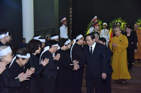 Cử hành trọng thể Lễ tang cấp Nhà nước Trung tướng Đồng Sỹ Nguyên  ảnh 11