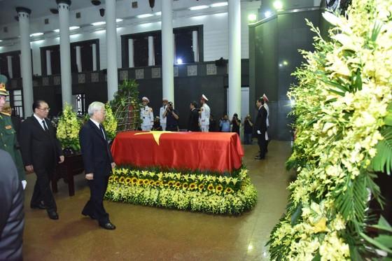 Cử hành trọng thể Lễ tang cấp Nhà nước Trung tướng Đồng Sỹ Nguyên  ảnh 8