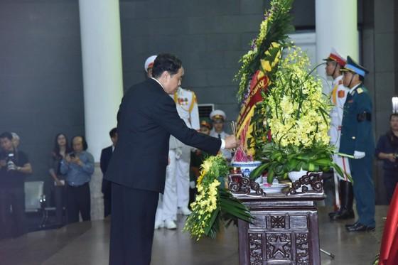 Cử hành trọng thể Lễ tang cấp Nhà nước Trung tướng Đồng Sỹ Nguyên  ảnh 7