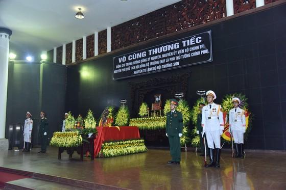Cử hành trọng thể Lễ tang cấp Nhà nước Trung tướng Đồng Sỹ Nguyên  ảnh 1