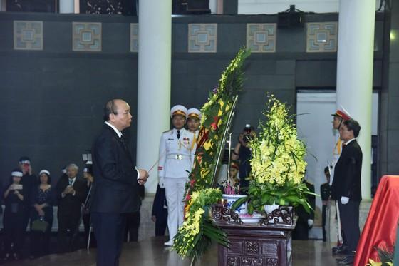 Cử hành trọng thể Lễ tang cấp Nhà nước Trung tướng Đồng Sỹ Nguyên  ảnh 5