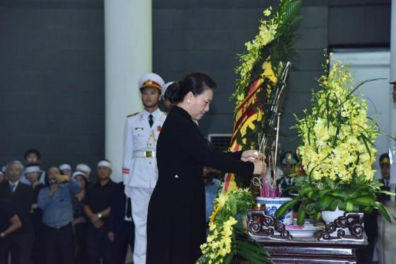 Cử hành trọng thể Lễ tang cấp Nhà nước Trung tướng Đồng Sỹ Nguyên  ảnh 6