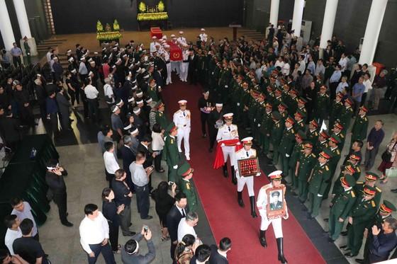 Tiễn đưa Trung tướng Đồng Sỹ Nguyên về nơi an nghỉ cuối cùng ảnh 3