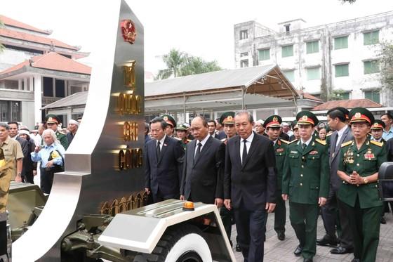 Tiễn đưa Trung tướng Đồng Sỹ Nguyên về nơi an nghỉ cuối cùng ảnh 8