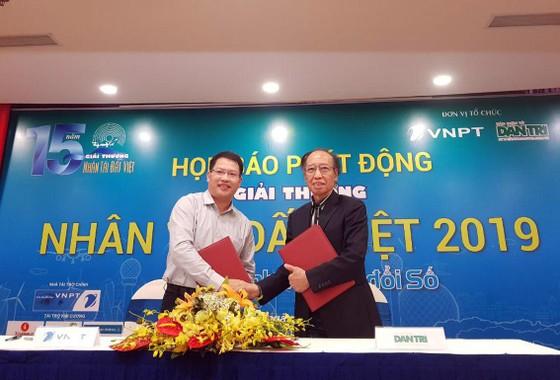 Phát động Giải thưởng Nhân tài Đất Việt 2019 ảnh 2