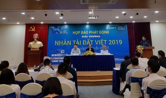 Phát động Giải thưởng Nhân tài Đất Việt 2019 ảnh 1