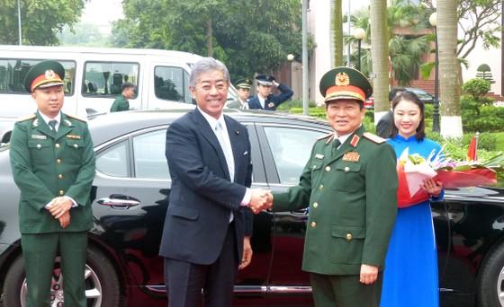 Việt Nam và Nhật Bản tăng cường quan hệ toàn diện về quốc phòng ảnh 1