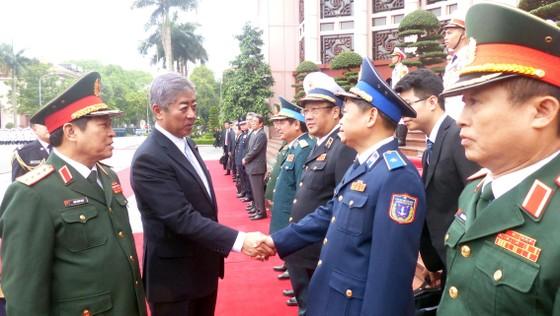 Việt Nam và Nhật Bản tăng cường quan hệ toàn diện về quốc phòng ảnh 3