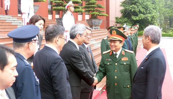 Việt Nam và Nhật Bản tăng cường quan hệ toàn diện về quốc phòng ảnh 4