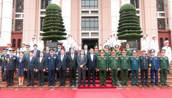 Việt Nam và Nhật Bản tăng cường quan hệ toàn diện về quốc phòng ảnh 5