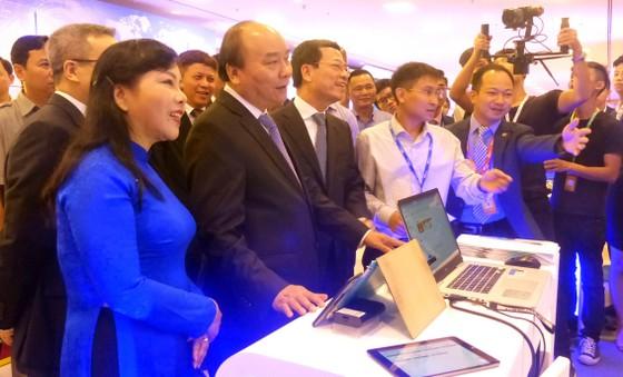 Khai mạc Diễn đàn quốc gia Phát triển doanh nghiệp công nghệ Việt Nam ảnh 1