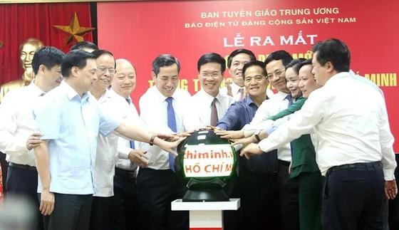 Ra mắt giao diện mới Trang thông tin điện tử Hồ Chí Minh ảnh 3