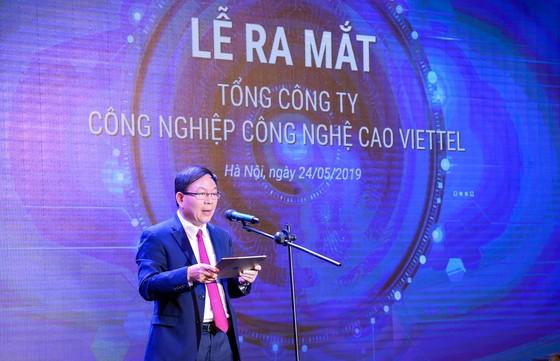 Viettel công bố chiến lược góp phần hiện đại hóa Quân đội nhân dân Việt Nam ảnh 2