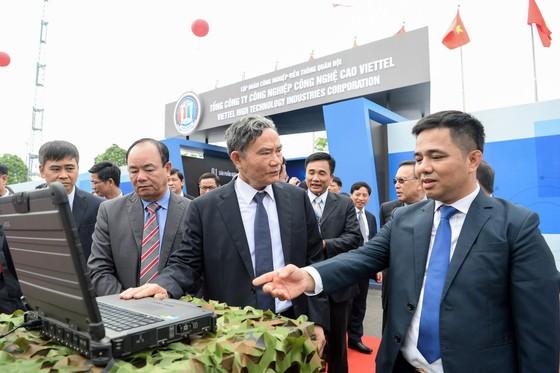 Viettel công bố chiến lược góp phần hiện đại hóa Quân đội nhân dân Việt Nam ảnh 1