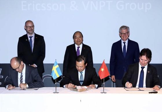 VNPT hợp tác với Ericsson đẩy mạnh phát triển công nghệ IoT ảnh 1